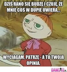 Polish Memes, Weekend Humor, Funny Mems, Life Philosophy, Reaction Pictures, Wtf Funny, Man Humor, Wisdom Quotes, Motto
