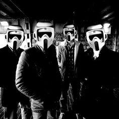 Star Wars-inspired artwork by Beijing-based artist Vincent Rondia. (Courtesy Photo)