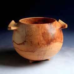 Spalted Sycamore Vessel by Angus Clyne