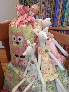 So sweet! -Magic Patch Quilting