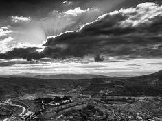 https://flic.kr/p/Ukdqya | Sin título | Vista desde Morella. Landscape taken at Morella, Castellón, Spain