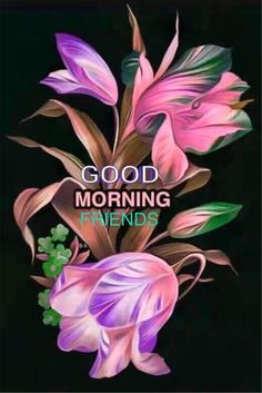The best Good Morning images collected from all over the web that'll inspire your loved ones & uplift their mood. Good morning images, gifs, wishes, poems, wishes & more! Morning Morning, Good Morning Flowers, Good Morning Photos, Good Morning Friends, Good Morning Good Night, Morning Pictures, Good Morning Wishes, Morning Blessings, Morning Board