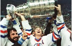 On May 19, 1984, one dynasty ends and another begins when the Edmonton Oilers defeat the New York Islanders 5-2 to win the Stanley Cup.