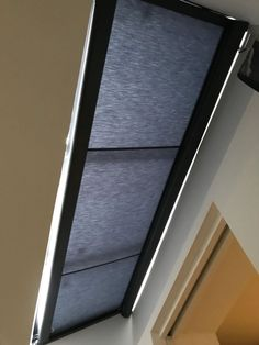 Do you have a Roof Lantern or Skylight that needs a blind? if so call us here Radiant Blinds Ltd we have the very best solutions to suit all sizes, fitted flat or on an angle, motorised with NO visible guide wires