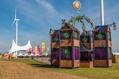 Daydream Festival 2014 - Decoration