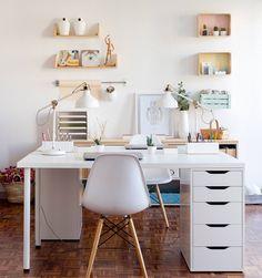 A wonderful work space make you creative