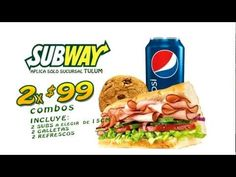 SUBWAY Tulum - YouTube