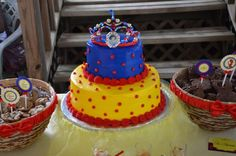 Snow White Birthday Party Ideas | Photo 14 of 35 | Catch My Party