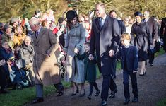 This morning The Prince of Wales, The Duke and Duchess of Cambridge, Prince George and Princess Charlotte joined Her Majesty The Queen and Members of the for the. Prince William And Kate, William Kate, Prince Charles, Prince Andrew, Princesa Charlotte, Princess Kate, Duchess Of Cornwall, Duchess Of Cambridge, Duchess Kate
