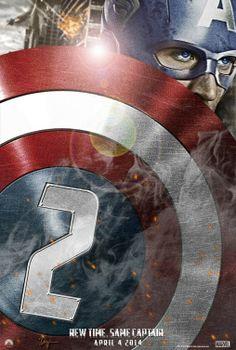 Captain America Winter Soldier 2
