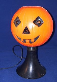 Vintage Halloween Blow Molds