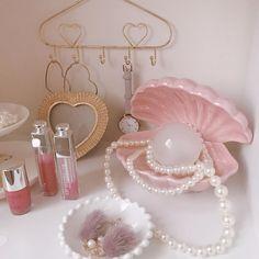 Pastel Room, Pink Room, Pastel Decor, Pastel Pink, Estilo Dandy, Cute Room Decor, Study Room Decor, Pretty Room, Aesthetic Room Decor