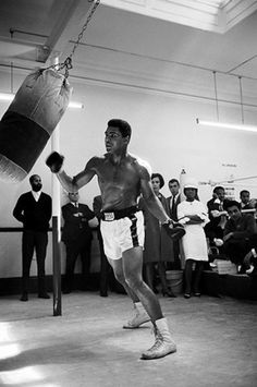 Muhammad Ali (born Cassius Marcellus Clay, Jr.; January 17, 1942) is an American former professional boxer, generally considered among the greatest heavyweights in the sport's history. A controversial and polarizing figure during his early career, Ali is today widely regarded for the skills he displayed in the ring plus the values he exemplified outside of it: religious freedom, racial justice and the triumph of principle over expedience. He is one of the most recognized sports figures to…