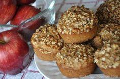 Apple  Cinnamon Oat Muffins 5 ww pts