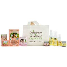 Earth Mama Angel Baby Giveaway! I love these products and supporting such an amazing business #earthmamaangelbaby