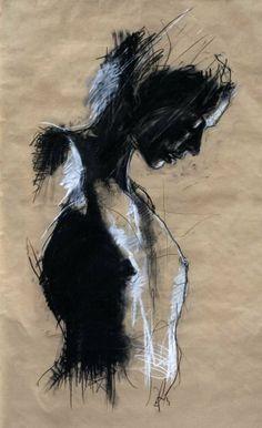 ' GORGO SPARTAN ' by GUY DENNING