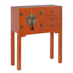 Muebles chinos orientales calabaza