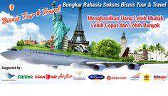 Peluang Usaha Waralaba Bisnis Travel - Tour, Tiket Pesawat, dan Biro Umrah: Peluang Bisnis Tiket Pesawat, PPOB, dan Pulsa