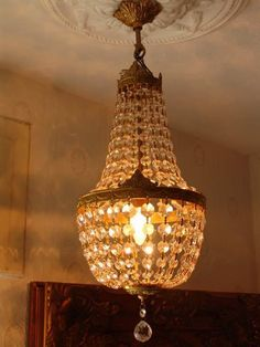 Prunkvoller Farbiger Maria Theresia Lüster, Kronleuchter, Deckenlampe,  Lampe In Antiquitäten U0026 Kunst, Mobiliar U0026 Interieur, Lampen U0026 Leuchten,  Gefeu2026