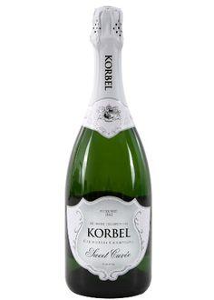 Korbel Sweet Cuvee, 750ml – Korbel Champagne Cellars Online Store