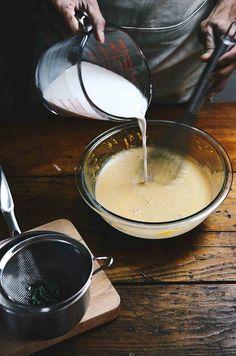 Pumpkin Sage Kulfi | A Brown Table