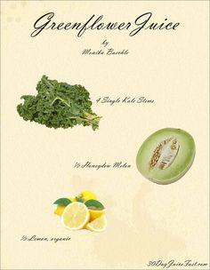 Green Flower Juice | Flickr - Photo Sharing!