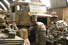 Old Lorries, Life Is Hard, Model Kits, Old Pictures, Military Vehicles, Ww2, Gallery, Antique Photos, Roof Rack