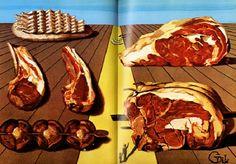 Tão surreal quanto sua vida e suas obras, Salvador Dali idolatrava hábitos alimentares sofisticados e extravagantes.