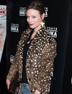 Była i obecna dziewczyna Karolaka na premierze w jego teatrze (ZDJĘCIA)