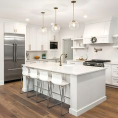 Is it the: - Brass tapware? - Pendant lighting? - White finishes? - Timber floorboards? We can't choose... 😍 #newhome #homebuilder #sydneybuilder #centralcoastbuilder #nswbuilder #displayhomensw #displayhomebrisbane #displayhome #displayhomes #newhomebuilder #newhomeideas #newhomeinspo #newhomedesign #homedesign #luxuryhome #newhomebuilding #familyhomedesign #affordableluxury #buildingahome #homebuilders #knockdownrebuild #homestyling #homestylingtips #designtips #buildingahome Luxury Vinyl Flooring, Luxury Vinyl Plank, Luxury Kitchens, Cool Kitchens, Layout Design, Kitchen Renovation Design, Best Kitchen Designs, Kitchen Ideas, White Kitchen Cabinets