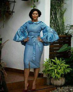 Ankara Dress, African dress, African Clothing, Kitenge Dress, Wedding Guest www. İslami Erkek Modası 2020 - Tesettür Modelleri ve Modası 2019 ve 2020 African Print Dresses, African Print Fashion, Africa Fashion, African Fashion Dresses, African Dress, Fashion Prints, Fashion Design, Fashion Patterns, Ghanaian Fashion