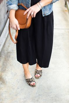 Leopard Flats | Coffee Beans and Bobby Pins