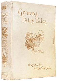 fairy tales Grimm's Fairy Tales Book Cover