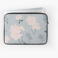 """""""White and Blue Roses"""" by ErinFCampbell 