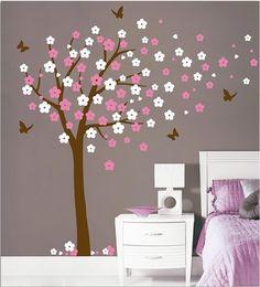 Bloesemboom XL roze-wit