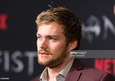 Finn Jones attends Marvel's 'Iron Fist' New York Screening at AMC Empire 25 on March 15, 2017 in New York City