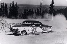 1955 Dodge at Pikes Peak