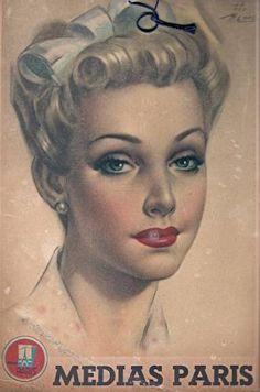 Tito Menna, argentinian pin up artist