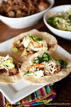 Authentic Tex-Mex Carnitas #recipe by bunsinmyoven.com