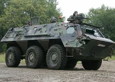 TPz (Transportpanzer) Fuchs (Germany)