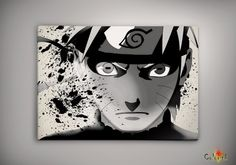 Naruto Shippuuden Uzumaki Naruto Watercolor Print Archival Print Art Print Wall Decor Poster Anime Print Manga Cartoon Multi Size n259 on Etsy, 31,44 zł