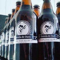 SebastianBeer - Estela de Ouro. Belgian Blond Ale