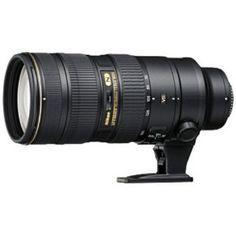 Nikkor 70-200mm f/2.8G ED VRII AF-S