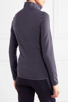 Kjus - Trace Stretch-jersey Top - Dark gray - FR44