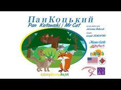 ▶ Mr Cat - Animated Ukrainian Fairy Tale - YouTube