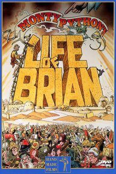 Swefilmer Life Of Brian Streama Pa Svenska Monty Python Python Movies