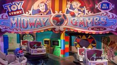 Happy 7th Anniversary to Toy Story Mania!