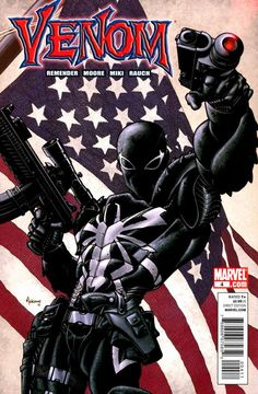 Venom (2011) - #4 !!!!!!!!