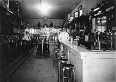 Joy drug store Idaho Falls, Idaho circa 1920