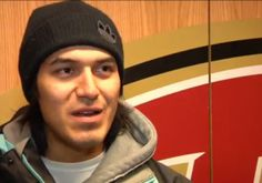 Native Hockey Players Inspiring More Native Youth To Play